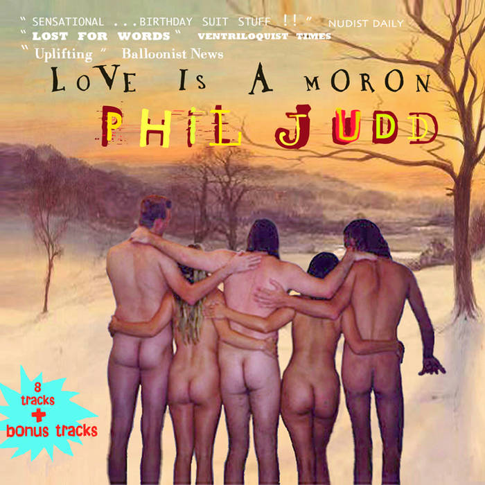 Love Is A Moron album cover