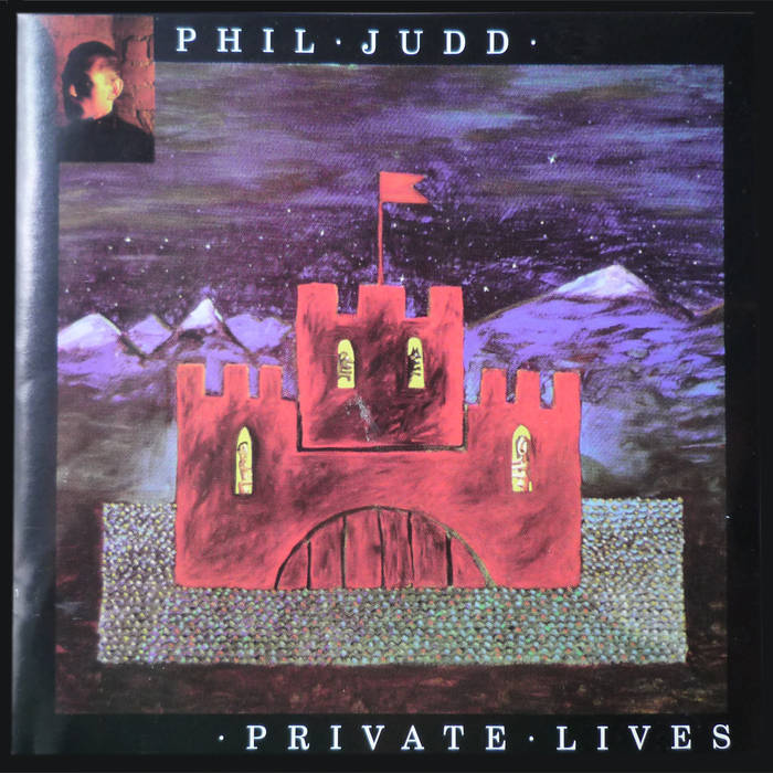 Private Lives album cover